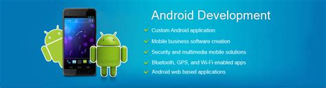 android development android application development company android app