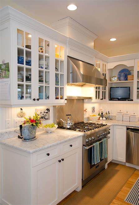 relaxed cottage kitchen colts neck  jersey  design