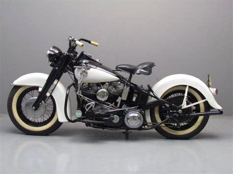 Harley Davidsons by Harley Davidson 1957 Hydra 1200cc 2 Cyl Ohv Yesterdays