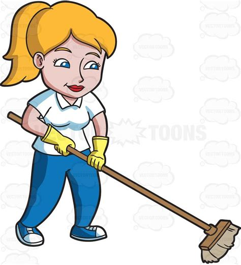 Sweeping The Floor Clipart (21+)