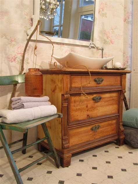 Waschtisch Antik Holz by Waschtisch Antik Holz Visiontherapy Net