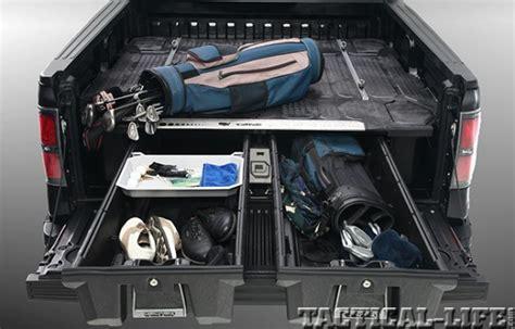 used decked truck bed organizer decked truck bed storage system