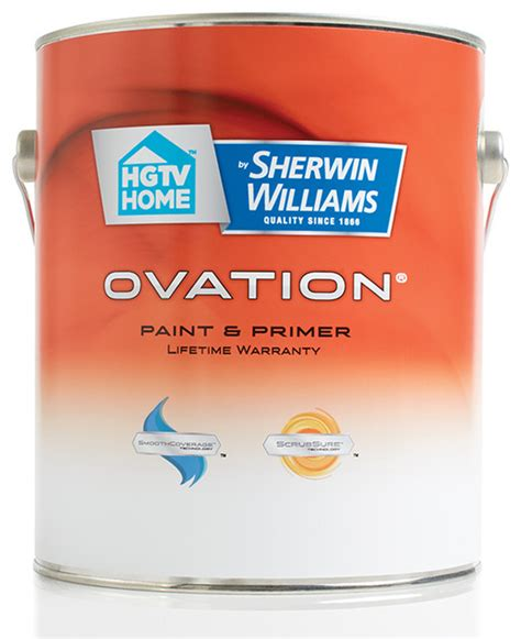 hgtv home by sherwin williams ovation 174 paint primer