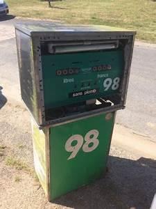Essence Sans Plomb 98 : pompe essence super 98 sans plomb les vieilles choses ~ Maxctalentgroup.com Avis de Voitures