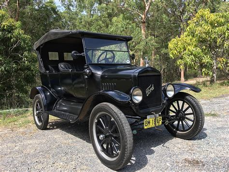 Ford Models by Ford Model T