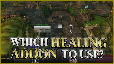 world  warcraft healing addons default grid healbot vuhdo youtube