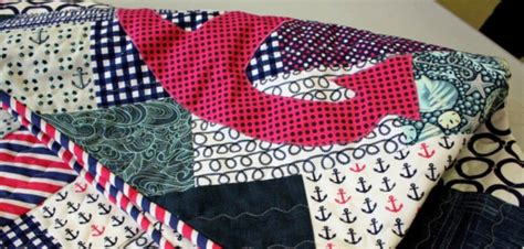 Beautiful Nautical Quilt Patterns Ideas