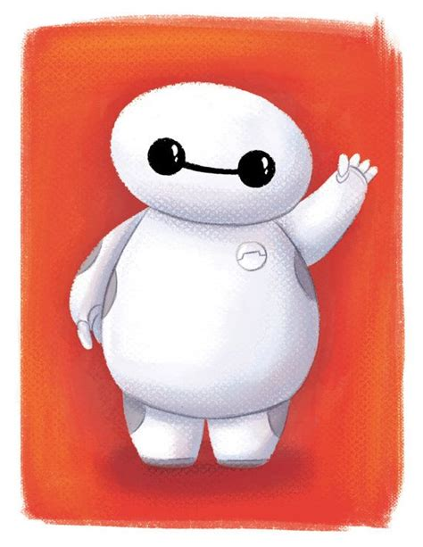 Mini Block Baymax baymax big 6 mini baymax fan room decor by