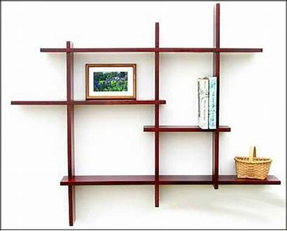 Shelves Wall Shelf Shelving Wooden Mounted Display