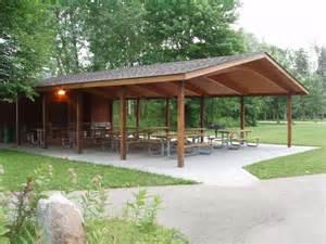 Park Pavilions Shelters