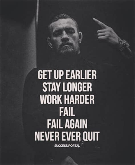 Nice quotes for business motivation. Never quit how hard you may get hit.. #motivationalquotes #never #giveup @cep_classes ...