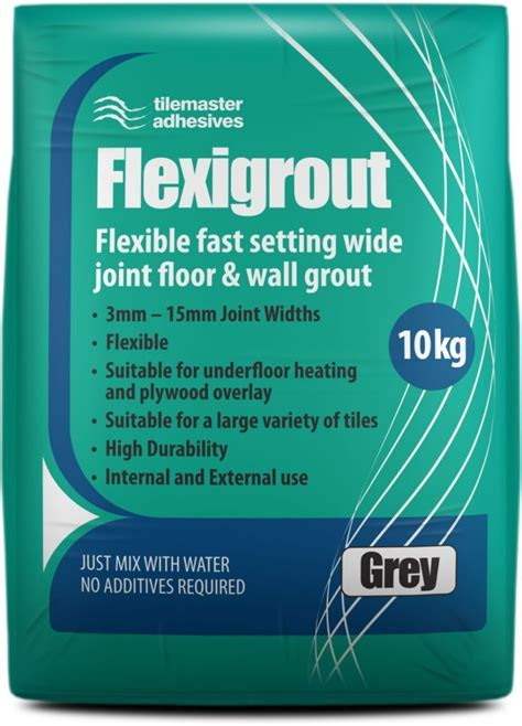Grout 3000   Highly Versatile, Flexible Wall & Floor Grout