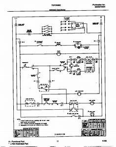 Tappan Tgf355bcdb Gas Range Parts