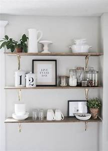 Best 25 kitchen wall shelves ideas on pinterest wall for Kitchen cabinets lowes with decorative wall art for living room