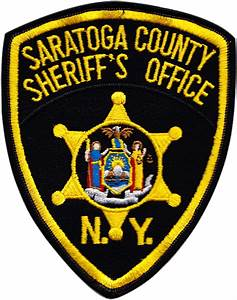 Saratoga, NY Sheriff Suspended Without Pay After Being ...
