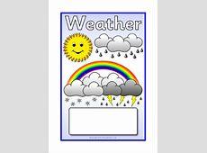 Weather Primary Teaching Resources & Printables SparkleBox