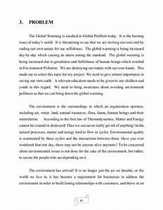 speech writing on global warming