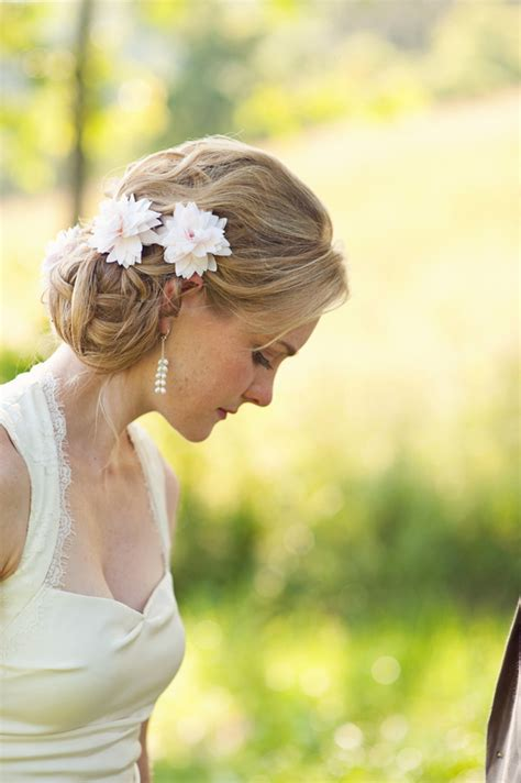southern wedding hairstyles elle hairstyles
