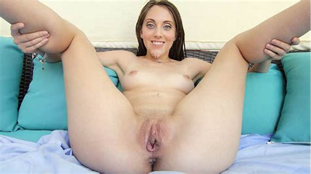 #Riley #Lays #In #Bed #While #Hung #Stud #Pounds #Her #Tight #Pussy