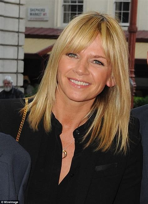 Zoe Ball talks to supportive fans about her grief | Daily ...