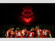 Liverpool FC Team Play Desktop Background HD 1920x1200