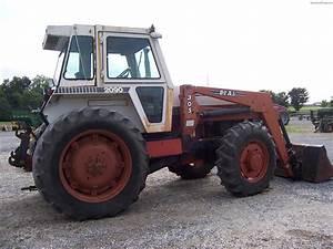 1984 Case 2090 Tractors - Row Crop   100hp