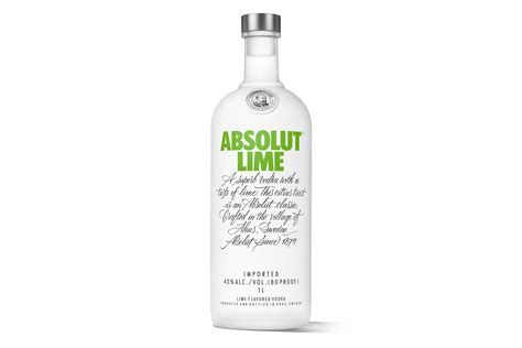 Absolut Releases First New Flavored Vodka In Four Years