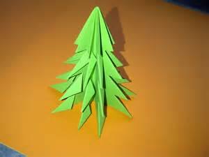weihnachtsdeko ideen tannenbaum falten weihnachtsbaum selber basteln ideen für weihnachtsdeko