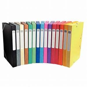 Boite De Classement Carton : boite de classement cartobox dos 30mm couleur assortie carton de 25 exacompta vente de ~ Teatrodelosmanantiales.com Idées de Décoration
