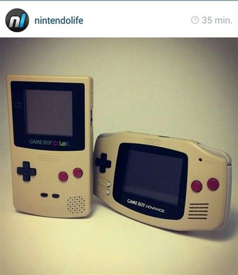 Custom Old School Dmg Game Boy Ified Game Boy Color And
