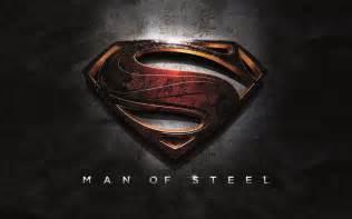 New Superman Man of Steel Logo