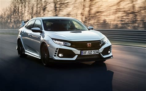 Civi 2018 Cars Wallpapers by Wallpapers 4k Honda Civic Type R 2018 Cars