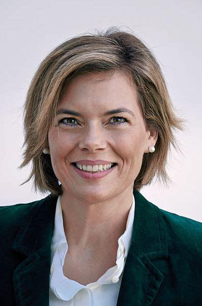 julia kloeckner vorsitzende der cdu  rlp und ihr dream