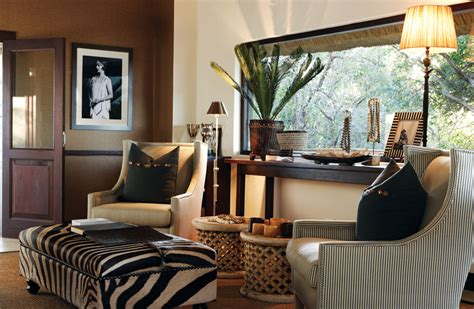 How To Create African Safari Home Décor-home Interior Design