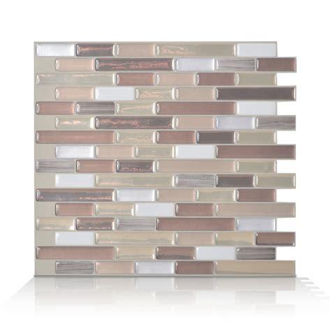 self adhesive kitchen backsplash tiles self adhesive kitchen backsplash