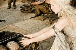 Image result for game of thrones dragons eggs