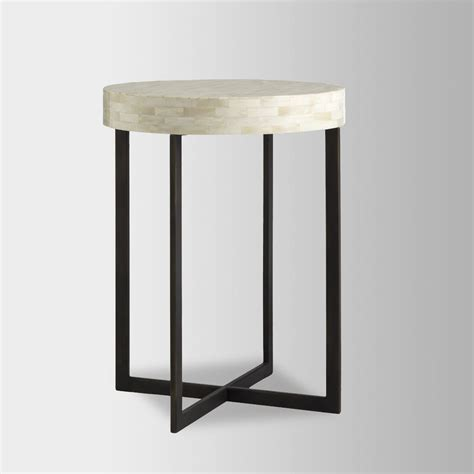 west elm side table bone side table west elm uk