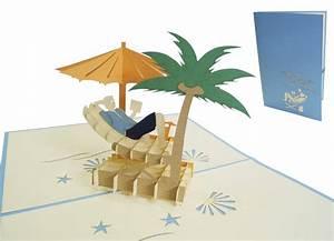 Pop Up Karte : pop up karte ruhestand strand pop up karten von lin online shop f r gru karten ~ Markanthonyermac.com Haus und Dekorationen