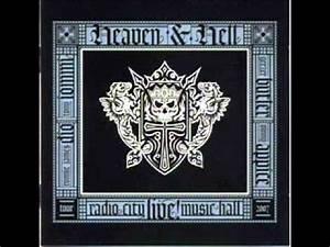 Black Sabbath Sign The Southern Cross