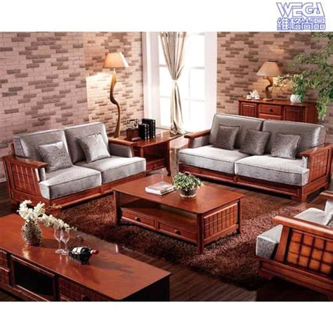 Solid Wood Sofa Set by 41 Wooden Sofa Living Room Living Room Awesome Small