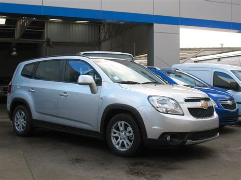 Chevrolet Orlando Modification by Chevrolet Orlando Ls Best Photos And Information Of