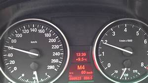 Bmw N54 335i Digital Speedometer  M3 Style