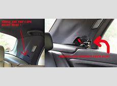 Buy BMW E36 Convertible Hardtop Hard Top Interior Latch