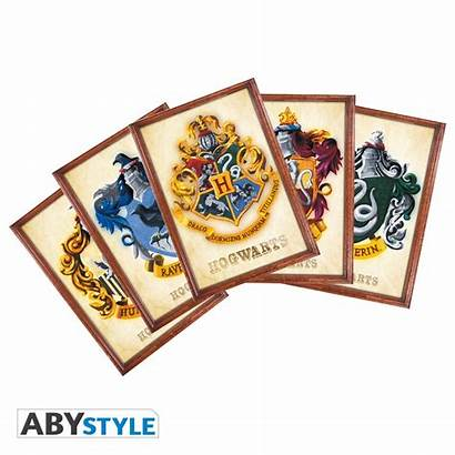 Harry Potter Postcards X5 8x10 Abystyle Orders