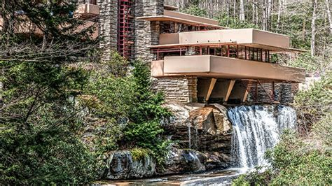 12 Facts About Frank Lloyd Wrights Fallingwater Mental