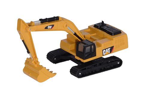 toy state caterpillar cat metal machines  excavator diecast vehicle die cast metal