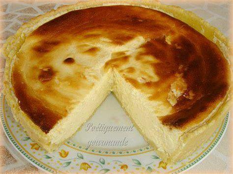 gateau au fromage blanc sans pate g 226 teau au fromage blanc sur fond de p 226 te amandine au citron 192 lire