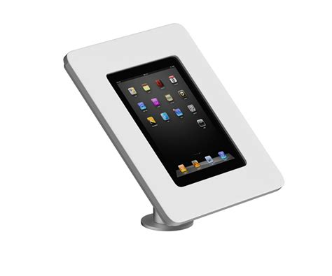 ipad pro desk stand ipad enclosure secure ipad counter top for ipad2 and new