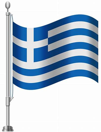 Greece Flag Clip Greek Clipart Flags Downloads