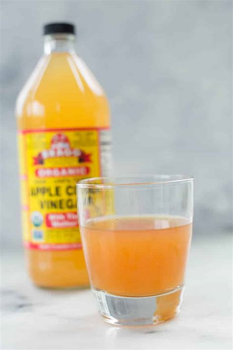 19 Benefits of Drinking Apple Cider Vinegar + How To Drink ...
